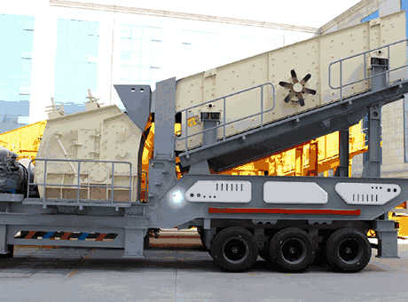 high end portable ferrosilicon crushing production line
