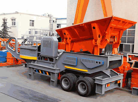 Mobile Crushing StationTangible Benefits New Ceramsite