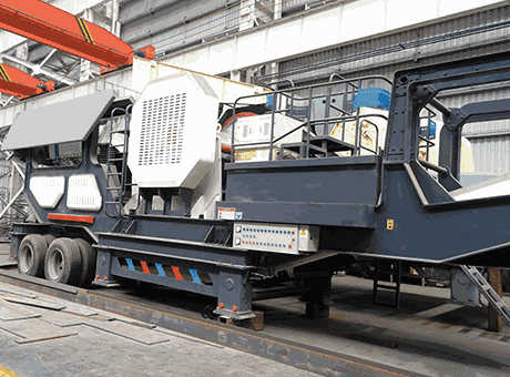 equipments used in mining iron ore at itakpe   Crusher