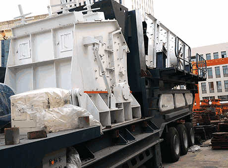 Crusher Stone Mobile Crawler Mounted In Pakistan