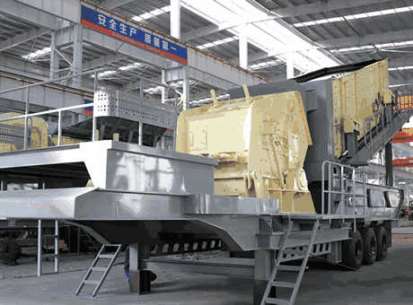 Derocker Gold Wash Plant  Stone crushing machineOre