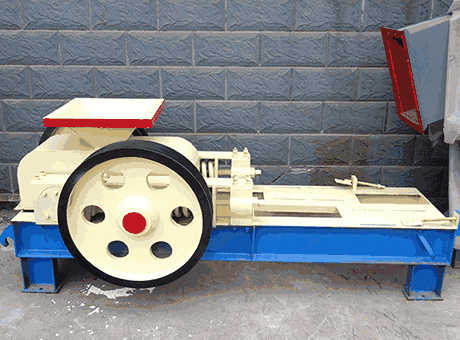 laker fs530 roll crusher