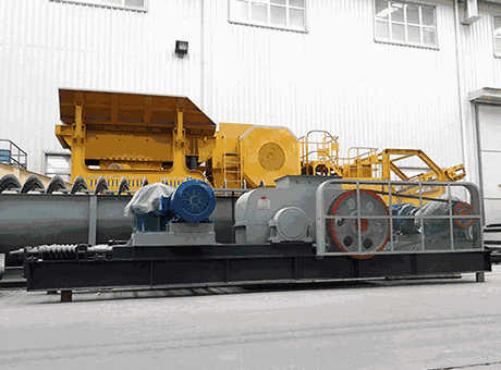 roll crusher php