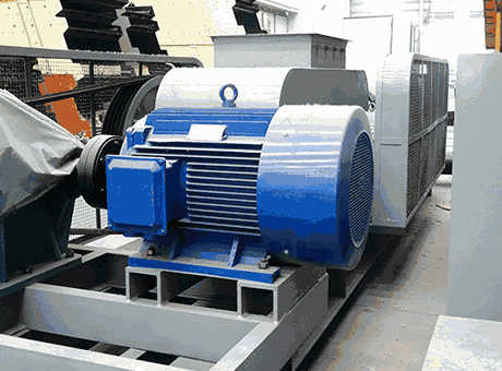 Roll Crusher Xixiang