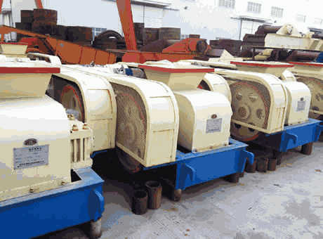 Roll Crusher With stable Performance  Fote MachineryFTM