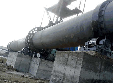 France Europe new river pebble rotary kiln sell it at a