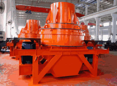 Conakry high quality large mineral sand making machine