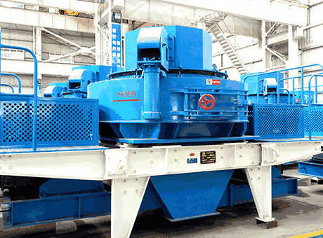 high end environmental cobblestone sand making machine