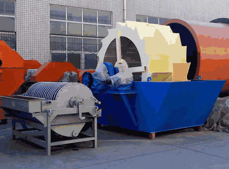 high quality ceramsite sand washer sell in Mutare