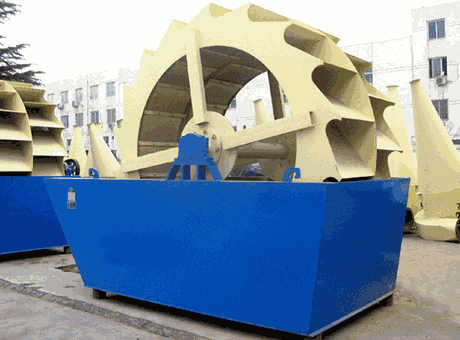 Kigali Rwanda Africa high end small lime sand washer for sale