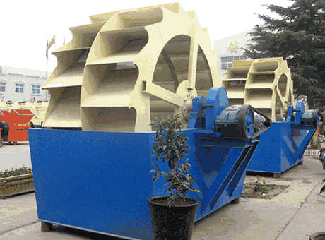 Timisoara tangible benefits new kaolin sand washer