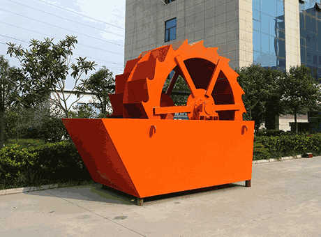 efficient small cobblestone sand washing machine for sale