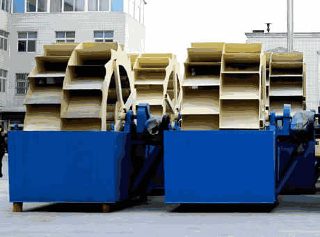 Sendai shi high end medium iron ore sand washer sell at a