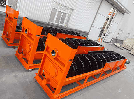iron ore spiral chute for mineral seperator processing