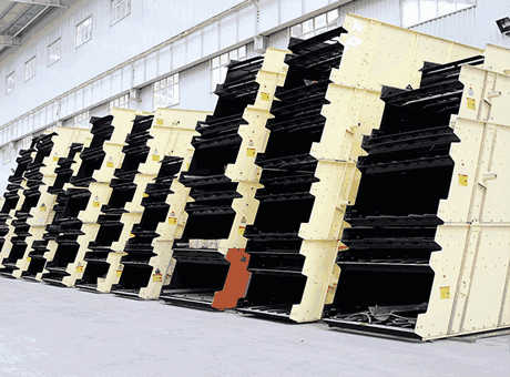 Iron ore mining process and iron ore mining equipments