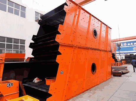economic medium construction waste circular vibrating