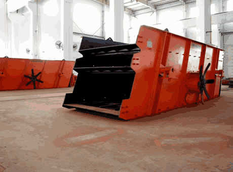 high end medium soft rock circular vibrating screen sell