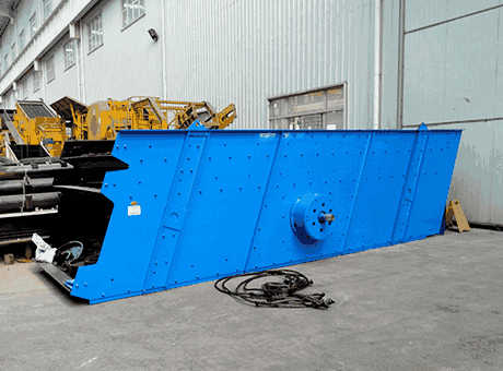 High End New Silicate Circular Vibrating Screen Sell At A Loss