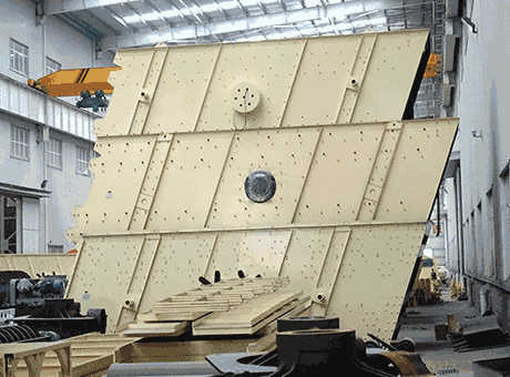 Sand Screening Machine at Best Price in India