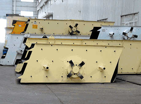 Contact Us  Sand Screening Machines