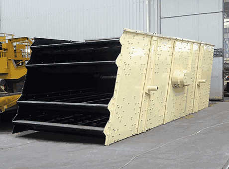 high end small gold mine high frequency screen sell at a